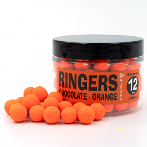 RINGERS ORANGE CHOCOLATE WAFTERS 12mm