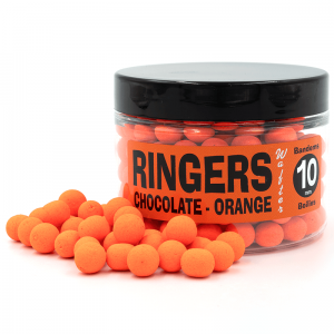 RINGERS ORANGE CHOCOLATE WAFTERS 10mm